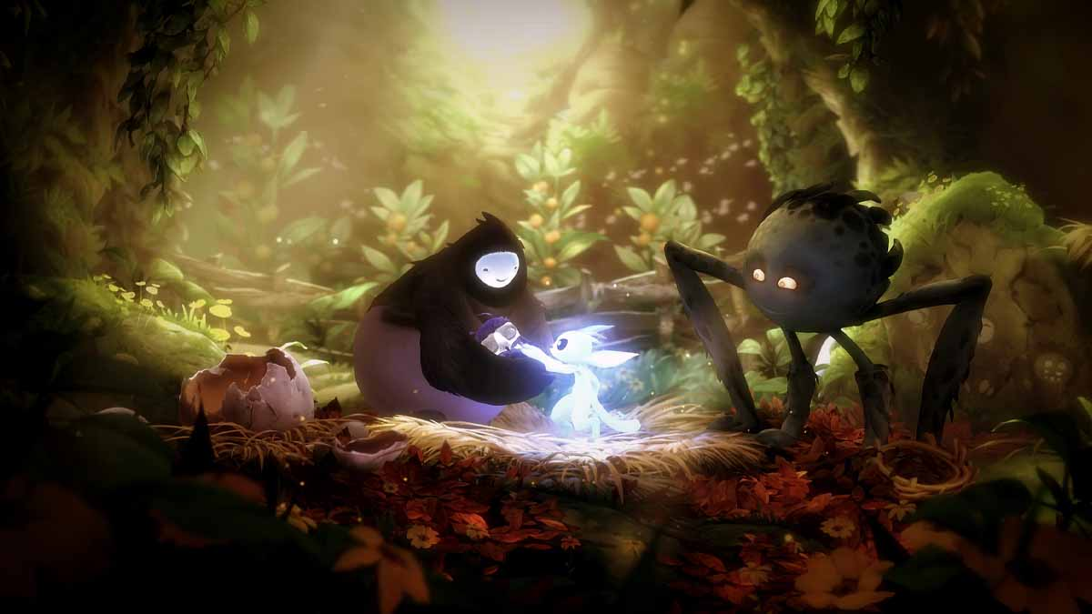Ori and The Will of The Wisps top video games of 2020