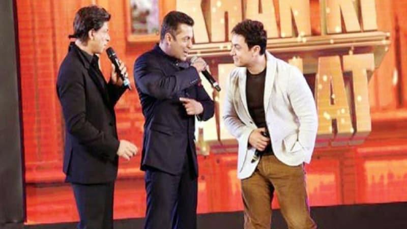 सलमान, आमिर और शाहरुख खान की रियल हाइट क्या है. कैसे जूते पहनते हैं, वह लंबे दिखने के लिए?