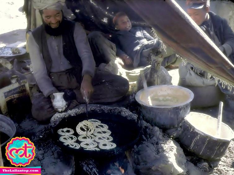 आपने देखी है कभी अफगान जलेबी?