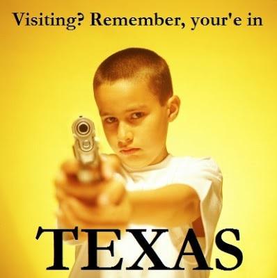 Caution: Guns Ahead