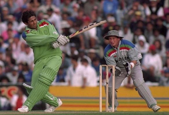 inzimam ul haq vs new zealand 1992 world cup