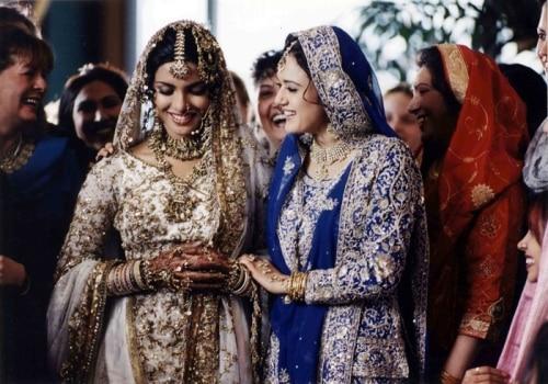 किस फिल्म में प्रियंका चोपड़ा प्रीति जिंटा की बहू बनीं थीं?
