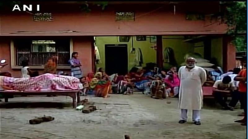 ये तस्वीर बिहार में महा जंगलराज का सबूत है