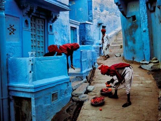 Photo- Steve Mccurry (Jodhpur)