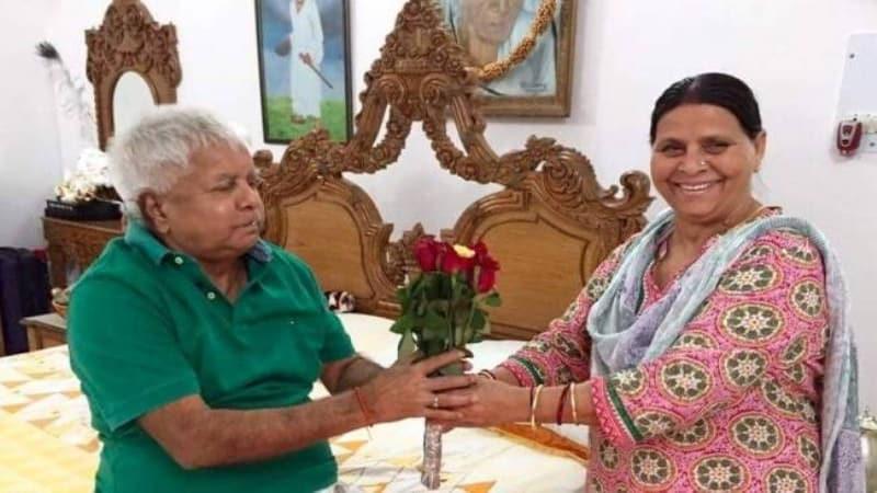 मीसा का घर ससुराल है, बेटे करेंगे बिहार पर राज - राबड़ी