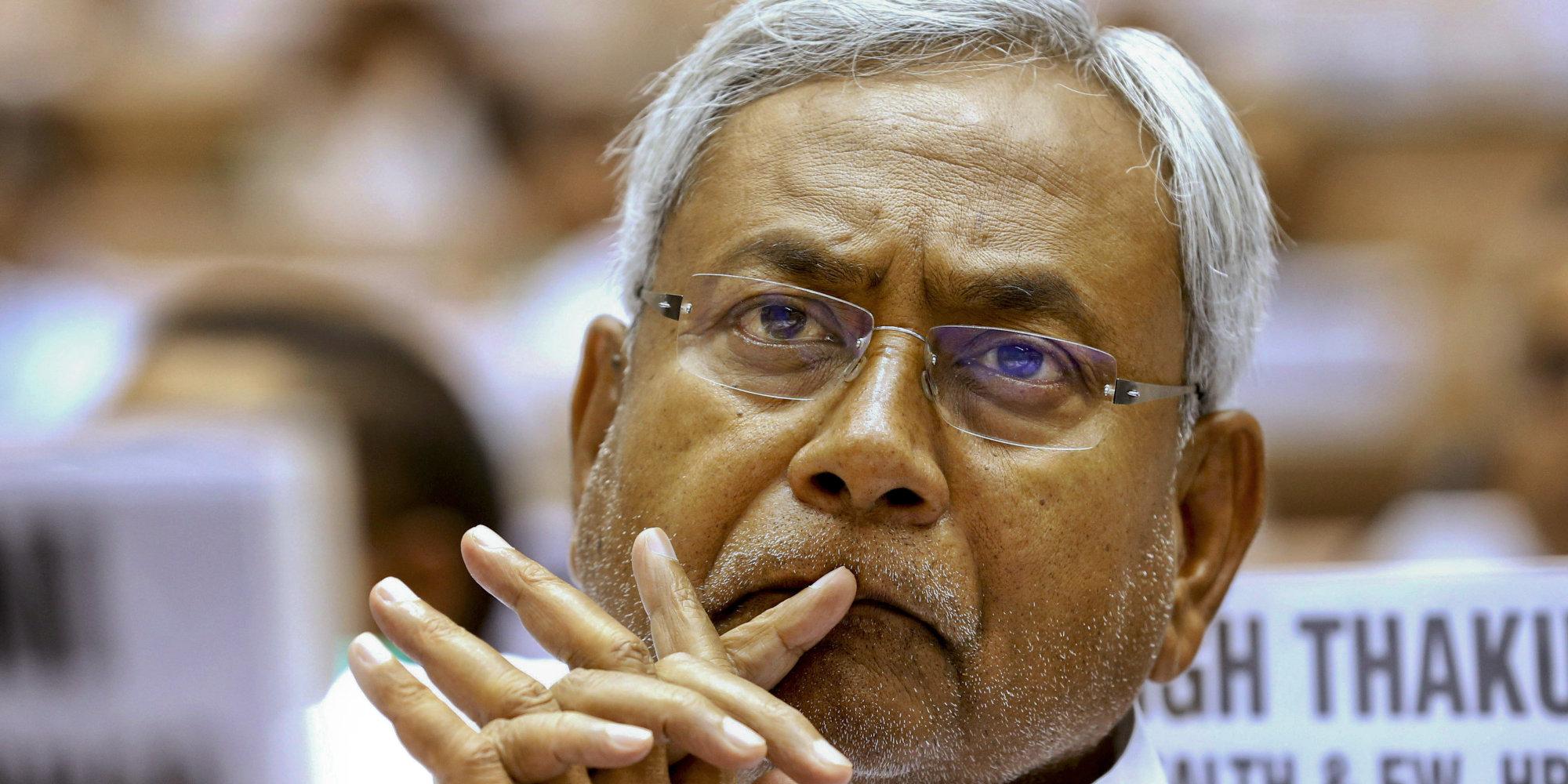 मोदी को नुकसान पहुंचाने के लिए UP में 4 काम कर रहे हैं नीतीश कुमार