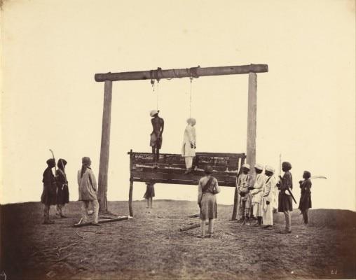 1857 की क्रांति के बाद ऐसे ही हुई थी फांसियां