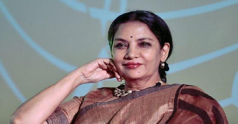 Shabana Azmi reminds people of her criticism of Congress after Safdar Hashmi's murder