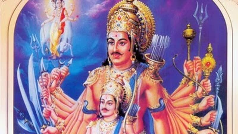 कहानी कार्तवीर्य की, जिसने रावण को दबोचा, जिसको परशुराम ने मारा