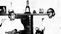 वीपी सिंह के साथ वीर बहादुर सिंह