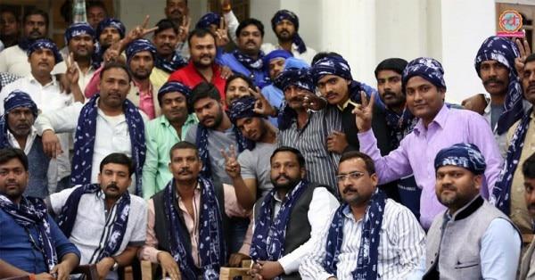 आजमगढ़ के बीजेपी समर्थक