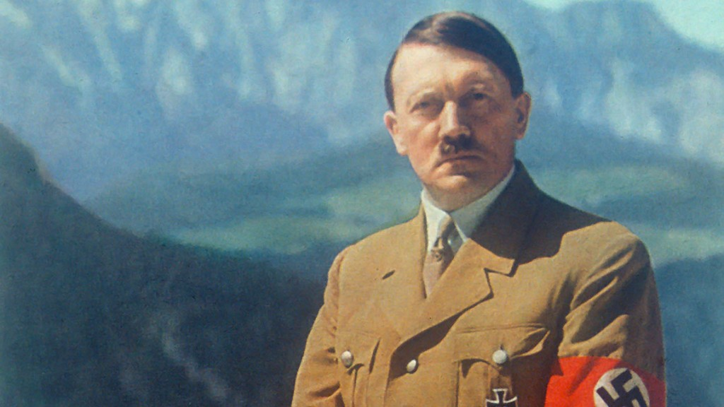 इवा ने खींची हिटलर की तस्वीर