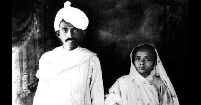 गिफ्ट में मिले जेवरों ने गांधी और कस्तूरबा को दूर कर दिया