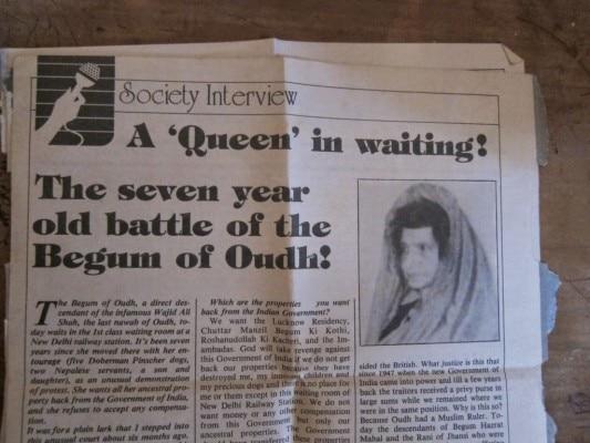 Begum Vilayat Mahal 2