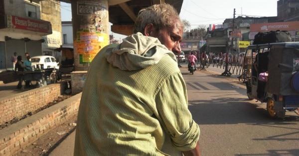 रिक्शा चलाने वाले दुबरी
