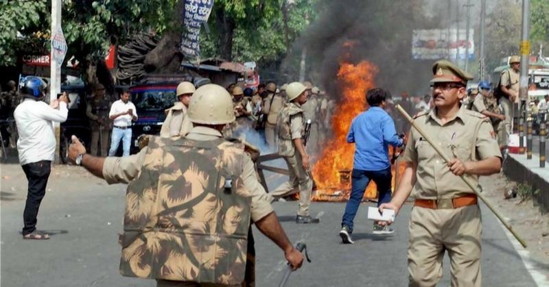 सहारनपुर में हुई हिंसा के बाद भी जानमाल की हानि हुई थी, लेकिन रिकवरी की लिए कोई नोटिस नहीं जारी की गयी थी.