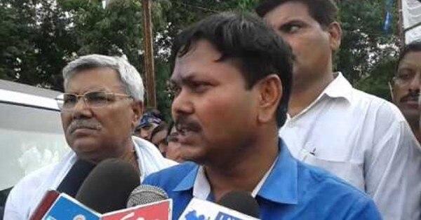 बीएसपी नेता राजाराम