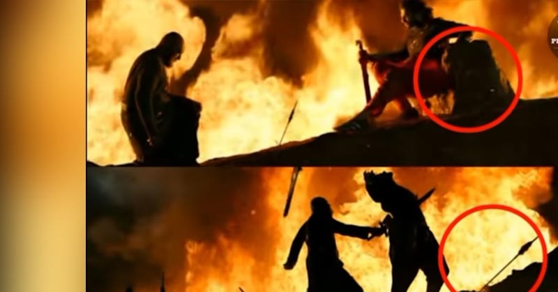 Katappa killed bahubali