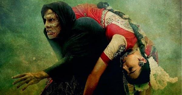 फिल्म आई में विक्रम और ऐमी जैक्सन अपने किरदारों में.