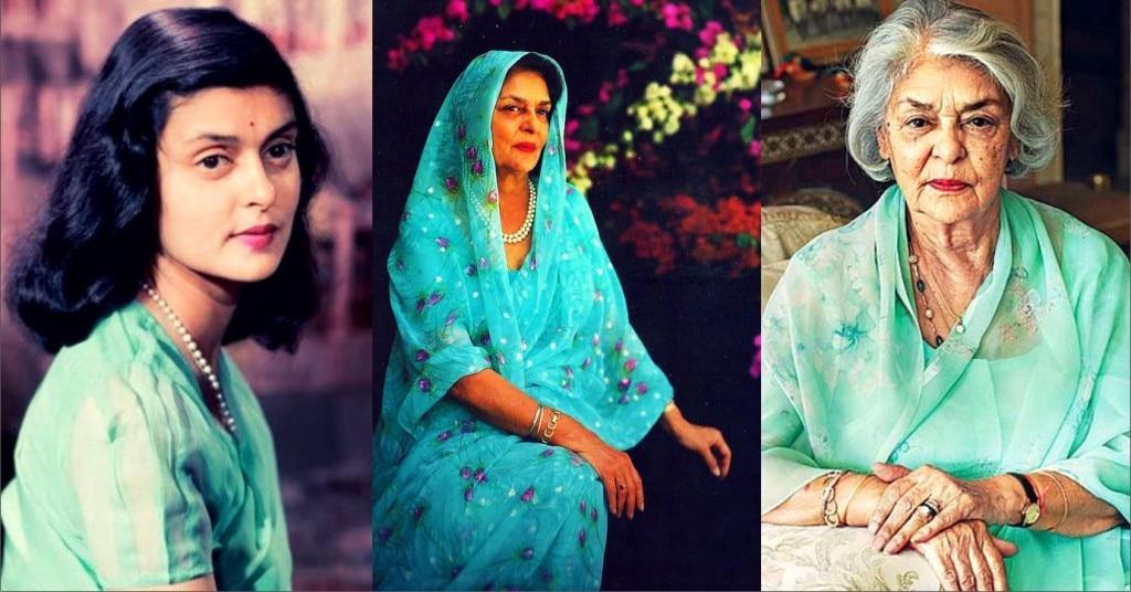 महारानी गायत्री देवी 1919-2009