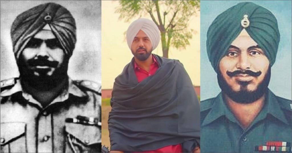 सूबेदार जोगिंदर सिंह; फिल्म में उनका रोल करने जा रहे गिप्पी ग्रेवाल.