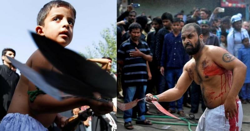 मोहर्रम में खंजर, तलवार से खुद को क्यों ज़ख्मी करते हैं शिया मुस्लिम?