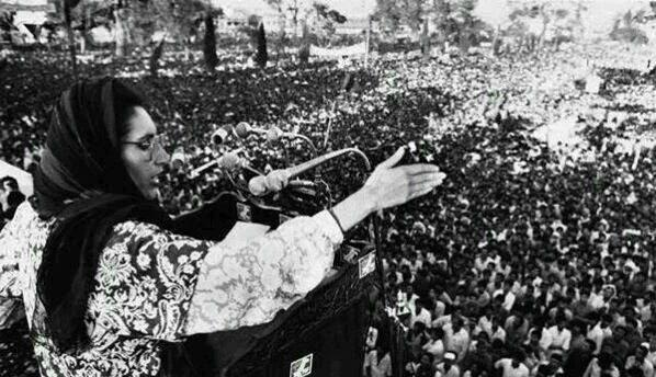 10 अप्रैल 1986: बेनज़ीर की वतन वापसी