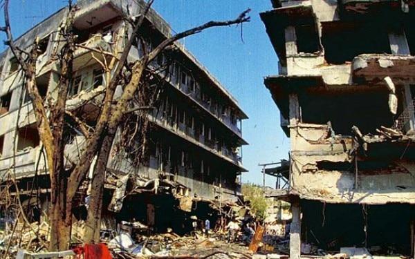 मुंबई बम ब्लास्ट को 'बाबरी मस्जिद ढहाए जाने के बाद भड़के दंगों का बदला' कहा गया.