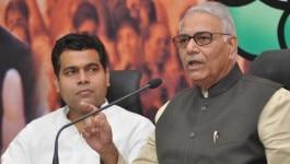 अरुण जेटली को कोसने वाला वो भाजपाई नेता, जिसने मंत्री पद को ठोकर मार दी थी
