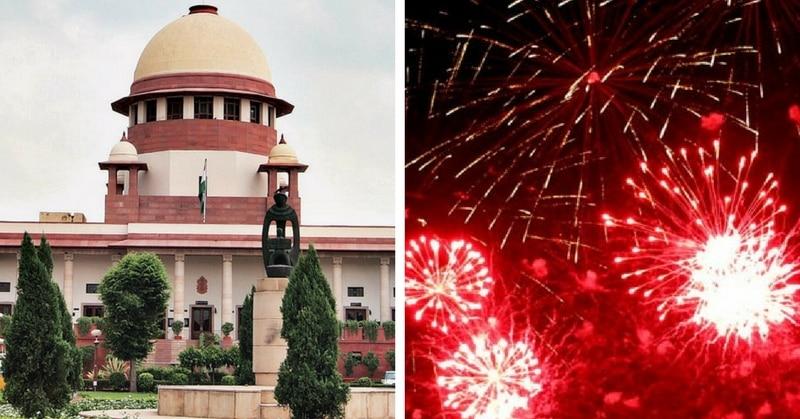 दिल्ली-NCR में पटाखा बैन होने के बाद एक दूसरे पर ट्वीट बम चला रहे लोग