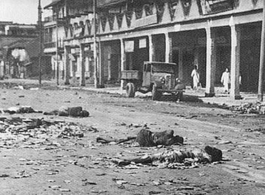 1969 के दंगे हितेंद्र देसाई के कार्यकाल का सस्बे असफल दौर थे