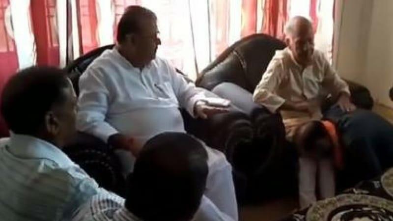 शांता कुमार के होमग्राउंड पर मोदी ने अपना कैंडिडेट उतार दिया है