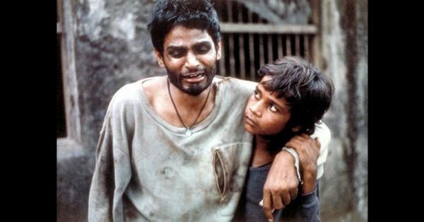 'सलाम बॉम्बे' के एक सीन में रघुबीर यादव और शफीक