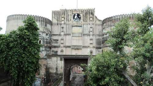 अहमदाबाद में भाद्रा का किला