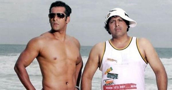 डेविड धवन की फिल्म 'पार्टनर' के एक दृश्य में को-एक्टर सलमान खान के साथ गोविंदा