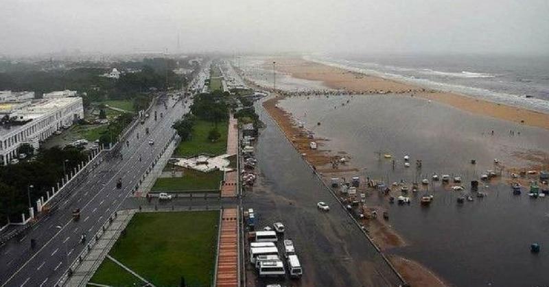 Rain in chennai 2015