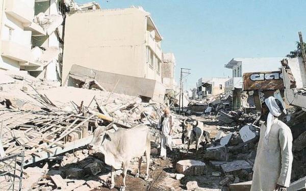 2001 का भुज भूकंप