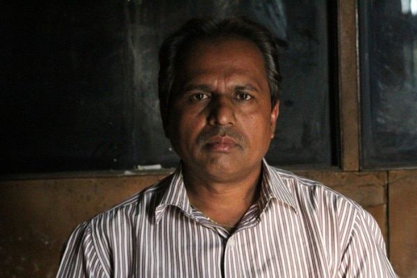 मालावाड़ा में पिछले दो दशकों से दलित अधिकारों के लिए काम करते किरीट भाई