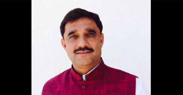 बीजेपी कैंडिडेट प्रो. राम कुमार
