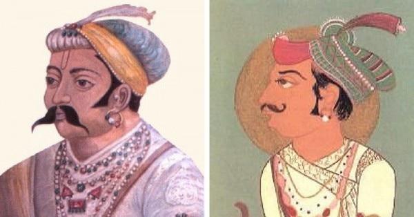 राव जोधा और उनके बेटे राव बीका