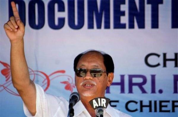 नागालैंड के सीएम रहे नेफियू रियो भाजपा में शामिल हो सकते हैं.
