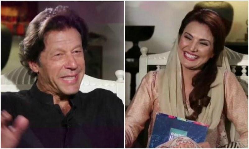 reham khan first show after marriage