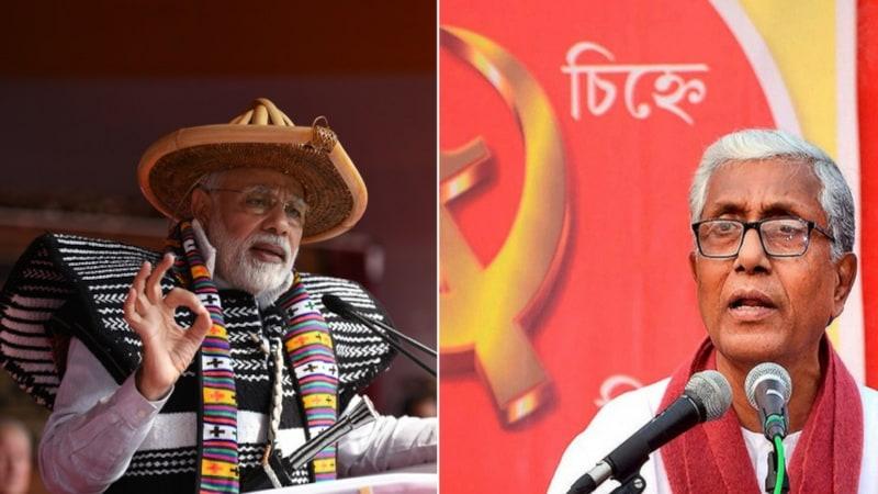 त्रिपुरा की सियासत की पूरी कहानी, जहां बीजेपी ने लेफ्ट को पटका है