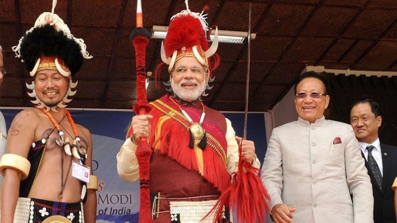 नागालैंड: जहां नेहरू-इंदिरा जूझते रहे, वहां पका-पकाया खा रहे हैं नरेंद्र मोदी