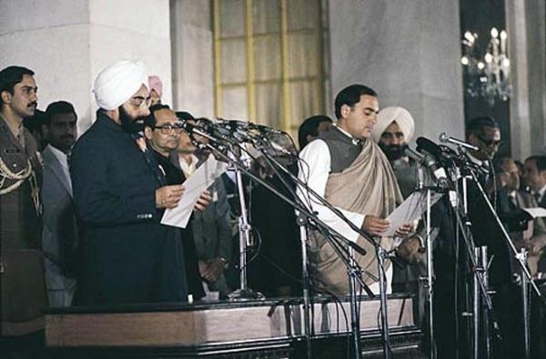राजीव गांधी सरकार ने एससी-एसटी ऐक्ट को लागू किया था.