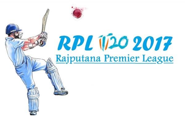 Rajputana-Premier-League-2017-RPL-T20-2017-League-schedule