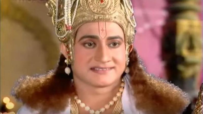 रामानंद सागर की श्री कृष्णा में सर्वदमन बनर्जी