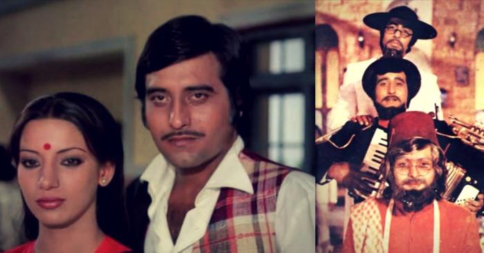 फिल्म में विनोद ने अमिताभ के बड़े भाई का रोल किया था, जबकि असल लाइफ में वो उनसे चार साल छोटे थे.