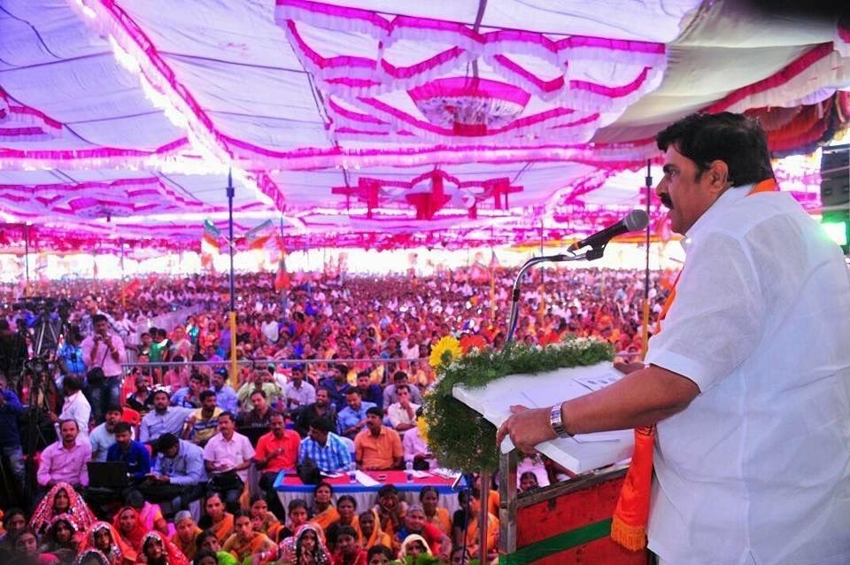 करुणाकरा रेड्डी. भाजपा से पास-दूर होते रहे, लेकिन राजनीति से नहीं.