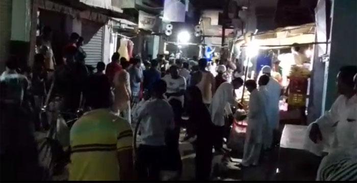 पुलिस का कहना है कि यूट्यूब पर मौजूद कट्टरपंथी इस्लामिक गानों को लिंक करके डीजे पर बजाया गया (फोटो: The Lallantop)